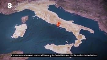 Piacere Maisano: Castel Volturno, un posto surreale
