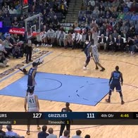 NBA, Shaqtin' A Fool: la finta di Beli fa volare Morant