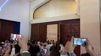 Globe Soccer Awards, Ronaldo a Dubai con l'emiro