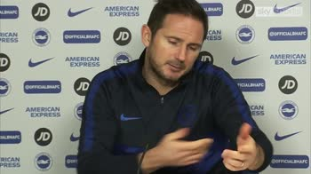 Lampard: Not ruthless enough