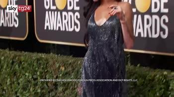 Golden Globe 2020, gli abiti sul red carpet