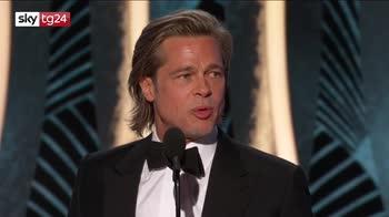 ERROR! Golden globe 2020, Pitt migliore attore non protagonista