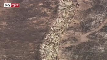 ERROR! Incendi Australia, evacuata l'Isola dei Canguri