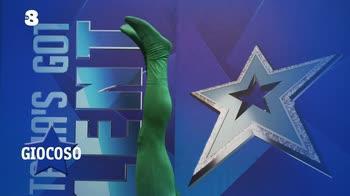 Italia's Got Talent - Judge The Show: Giocoso