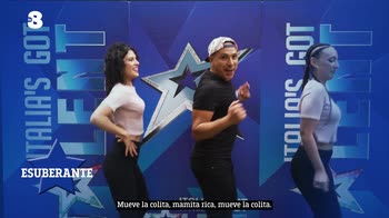 Italia's Got Talent - Judge The Show: Esuberante