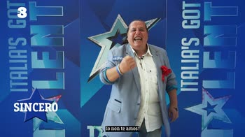 Italia's Got Talent - Judge The Show: Sincero