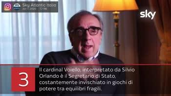 VIDEO Il cast di The New Pope