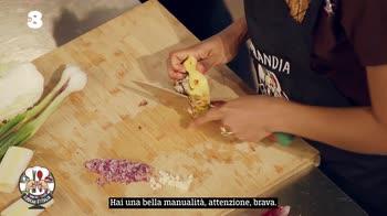 Cuochi d'Italia: Chicche del mondo, pad thai