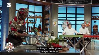 Cuochi d'Italia: Chicche del mondo, causa di gamberi