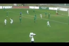 Serie D, il gol da applausi di Leo Nanni