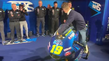 Moto2, sulla scena la Italtrans di Bastianini e Dalla Porta