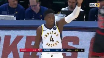 NBA, la standing ovation per Victor Oladipo