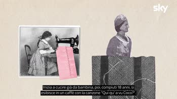 Gli Immortali: L'estetica controcorrente di Coco Chanel