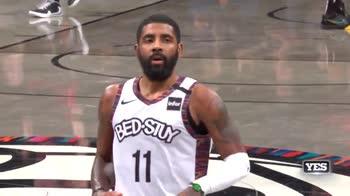 NBA, la dedica di Irving per Kobe dopo l'ultimo canestro