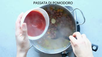 Video ricetta: pasta e fagioli