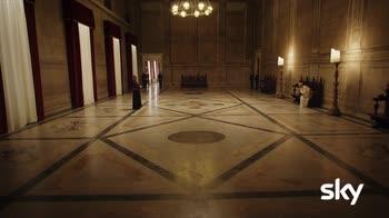 The New Pope: Sir Brannox sa come andare in scena
