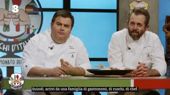 Cuochi d'Italia: Chicche del mondo, souvlaki con tzatziki