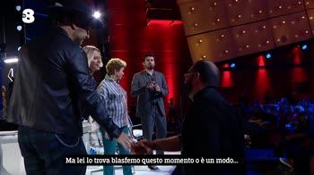 IGT: Canti benedetti sul palco!