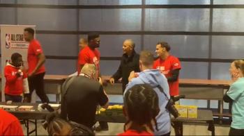 Video NBA, Barack Obama incontro Zion Williamson