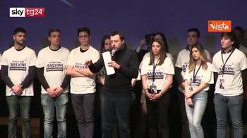 Salvini: abortire per sei volte è stile di vita incivile