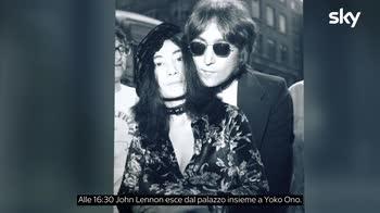 Inseparabili: Il giorno della morte di John Lennon