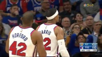 Video NBA Highlights: Philadelphia-New York 115-106