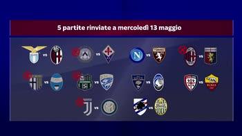 """Serie A, """"Fermarsi ancora non si può"""". Di Federico Ferri"""
