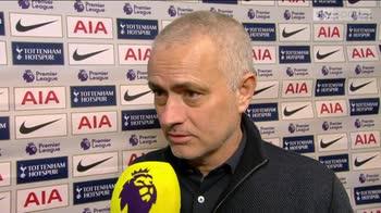 Defeat surprises Mourinho