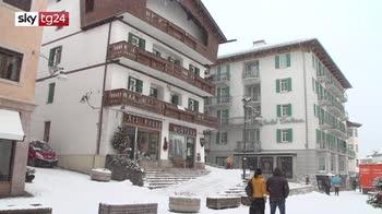 A Cortina d'Ampezzo il virus non ha compromesso stagione