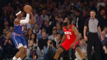 NBA Highlights: New York-Houston 125-123