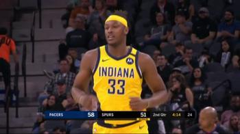 NBA Highlights: San Antonio-Indiana 111-116