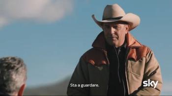 Yellowstone, il trailer della serie tv con Kevin Costner