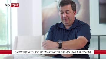 ++NOW12MAR Omron Heartguide, lo smartwatch che misura la pre