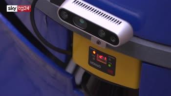 ++PROGRESS Silver economy, robot per la cura degli anziani
