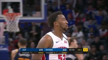NBA Highlights: Detroit-Utah 105-111