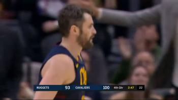 NBA Highlights: Cleveland-Denver 114-112