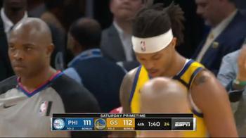 NBA Highlights: Golden State-Philadelphia 118-114