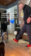 video materazzi instagram ibrahimovic