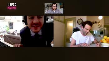 VIDEO Epcc Alive, Cattelan sulle fake news e i no vax