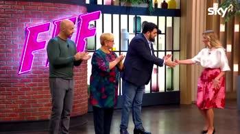 Family Food Fight: Matrimonio all'italiana