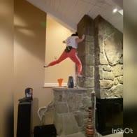 VIDEO. brooke raboutou arrampicata per casa coronavirus