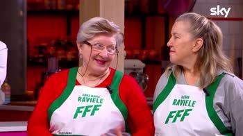 Family Food Fight: I mostri sacri della cucina italiana