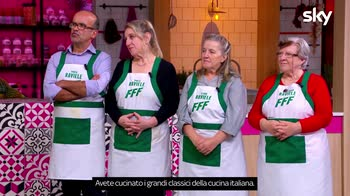 Family Food Fight: Piatti da sagra di paese