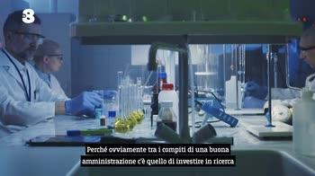 Piacere Maisano: Quanto investe l'Italia nella ricerca?