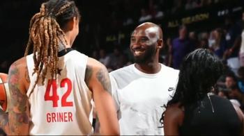 WNBA, un premio per ricordare Kobe e Gigi Bryant