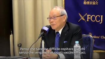 INTV DOTT YOKOKURA RISCHIO OLIMPIADI SENZA VACCINO_3804604