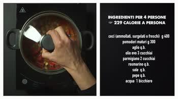 Video ricetta: Zuppa con i ceci