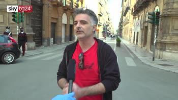 ERROR! Pasti ai poveri, protesta solidale dei ristoratori di Palermo