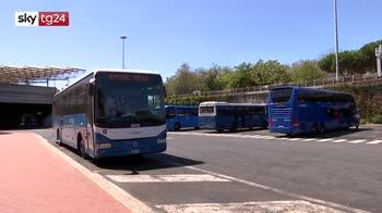 Fase 2, Nel Lazio riapertura è test su mezzi pubblici