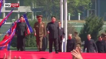 ERROR! Riappare in foto il leader nordcoreano Kim Jong Un